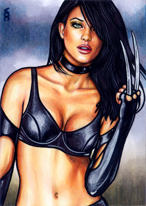 x 23 marvel comics  23 by Veronica O'Connell
